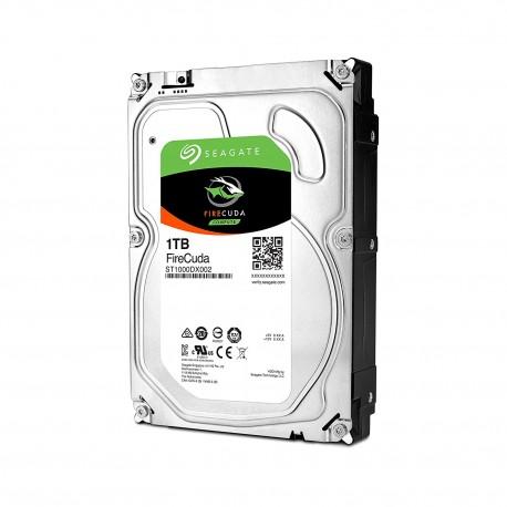 SEAGATE Disque Dur Interne SSHD FireCuda 1TB 7200 rpm
