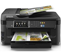 Imprimante EPSON WorkForce WF-7610DWF
