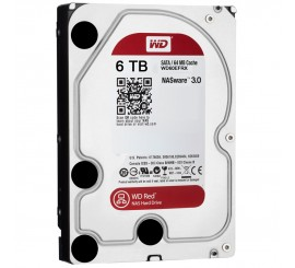 "Disque Dur Interne Western Digital 6TO-RED 3.5"" Sata III"