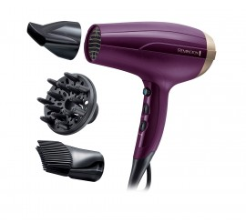 Remington- Seche-Cheveux 2100W - D5800 - Retra-cord - Violet