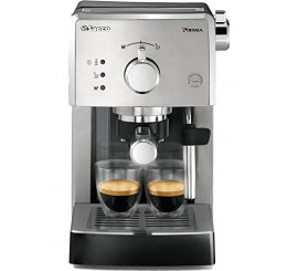 Philips Machine à espresso HD8425/11 manuelle Poemia en INOX