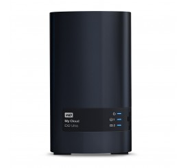 Disque dur externe Western Digital MY CLOUD EX2 ULTRA, NAS Série Expert 4 TB