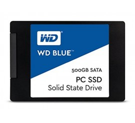 Disque dur interne SSD Western Digital WD, 500 GB BLUE 7mm