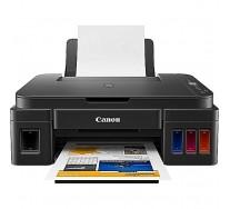 Imprimante Couleur Canon Multifonction Jet d' encre PIXMA G2411,