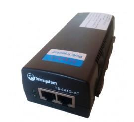 Injecteur TELESYSTEM PoE 10/100/1000Mbps