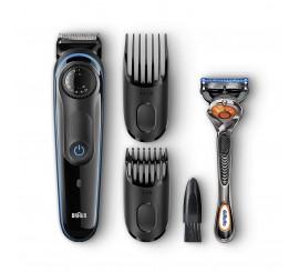 Braun Tondeuse à barbe BT3040, précision ultime pour un contrôle parfait de votre style