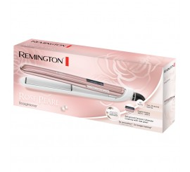 REMINGTON Lisseur Rose Luxe S9505 revêtement Advanced Ceramic Ultimate 150°C à 235°C