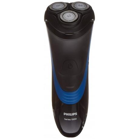 Philips S1510/04 Rasoir électique Series 1000 rechargeable avec tondeuse de précision rétractable