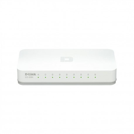 Switch DLINK DES-1008A