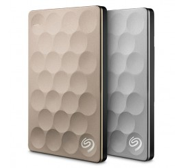 Disque Dur Externe SEAGATE 1TO Ultra Slim, Backup Plus