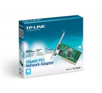 Carte Réseau TPLINK 10/100/1000Mbps PCI Network Interface Card,