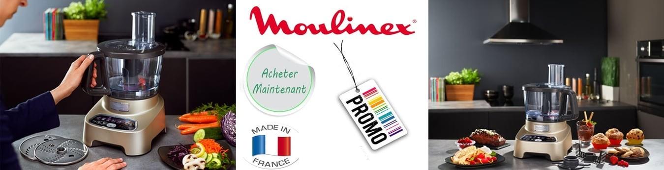 Robot Moulinex FP826H10