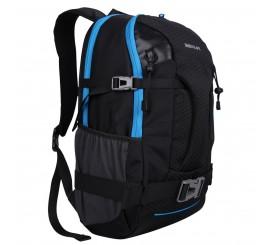 Bestlife Sac à dos pour ordinateur portable BB-3211B-15.6'', style sport résistant à l'eau