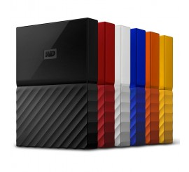 Disque dur externe Western Digital 4TB, My Passport Ultra
