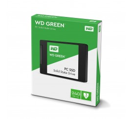 Disque dur externe Western Digital 240ssd green