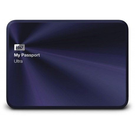 Western digital, My Passport 2T