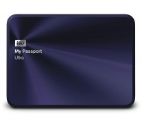 Disque dur externe WD 1TB, My Passport Ultra Metal