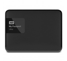 Disque dur externe WD 4TB, My Passport Ultra Premium