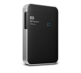 Disque dur externe Western Digital 500G, My Passport Wireless