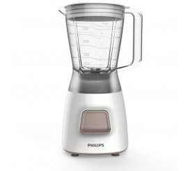 Philips HR2056/00 Blender, 350 W, 1 Liter, Blanc