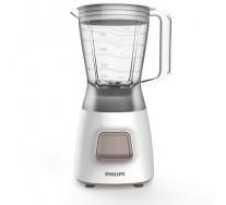 Philips HR2056/00 Blender, 350 W, 1 Liter, Blanc