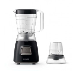 Philips HR2056/90 Blender, 350 W, 1 Liter, Black