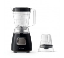 Philips HR2056/90 Blender, 350 W, 1 Liter, Black