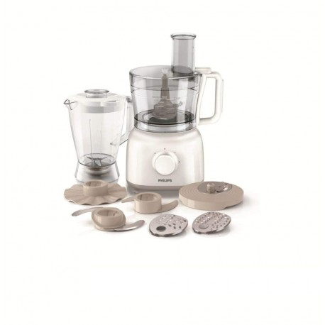 Philips robot blender 2 en 1 HR7628/00, 650 W Bol 2,2 L