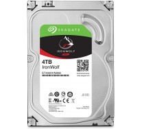 Seagate 1ST4000VN008, Disque dur interne IronWolf 4 To, NAS HDD – CMR 3,5 pouces SATA