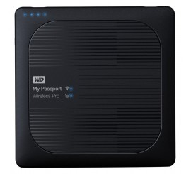 Disque Dur Externe Western Digital 2 To My Passport Wireless Pro - WIFI USB