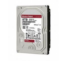 "Disque Dur Interne Western Digital 8TO-RED 3.5"" Sata III"