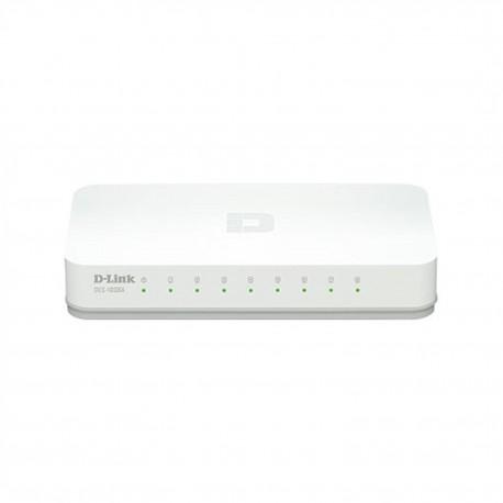Switch DLINK DES-1008A