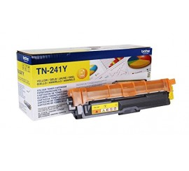 Toner compatible Jaune, Brother TN241Y