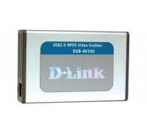 D-Link DUB-AV300 - capteur Video - USB 2.0