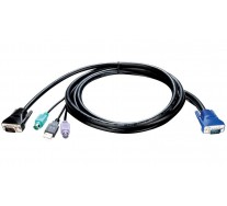 DLINK cable KVM Cable 5 meters (for KVM-440/450)